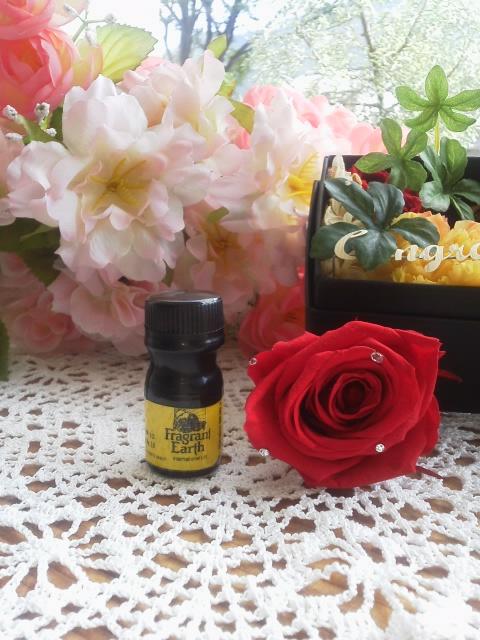 天然素材の香り