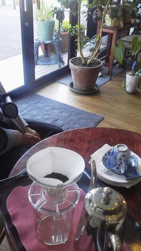 小倉産のコーヒー豆